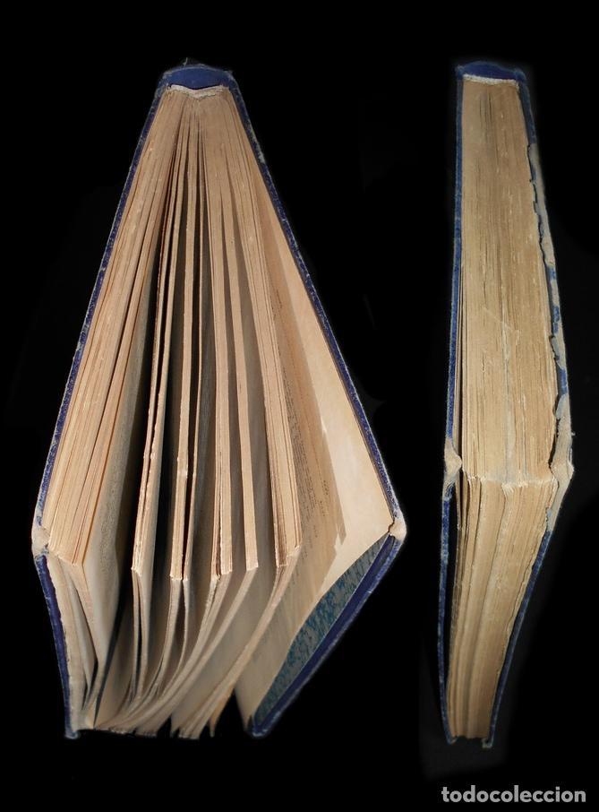 Libros antiguos: PCBROS - DON QUIJOTE DE LA MANCHA - M. DE CERVANTES S. - ED. MAUCCI - 683 GRABADOS AL BOJ - 599 PÁGS - Foto 42 - 147979266