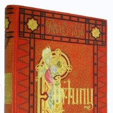 Libros antiguos: 1881 - FORTUNY NOTICIA BIGRAFICA CRITICA - 23 LAMINAS - ENCUADERNACION PERFECTA. Lote 148197326