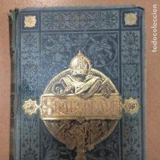 Libros antiguos: DRAMAS DE SHAKESPEARE, TRADUCCIÓN DE MARCELINO MENENDEZ PELAYO. BARCELONA 1881. . Lote 148330114