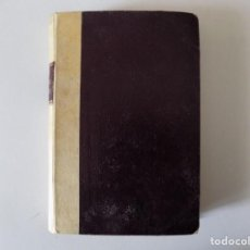 Libros antiguos: LIBRERIA GHOTICA. LUJOSA EDICIÓN DE PIO BAROJA. LOS ÚLTIMOS ROMÁNTICOS. ED. CARO RAGGIO 1930.. Lote 148695654