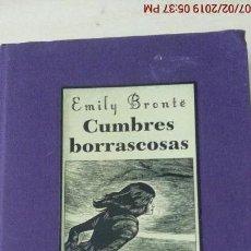 Old books - CUMBRES BORRASCOSAS - EMILY BRONTË - CÍRCULO DE LECTORES - AÑO 2006 - 150278674