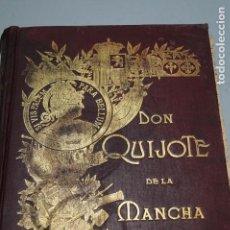 Old books - DON QUIJOTE DE LA MANCHA. 1905 - 150726406