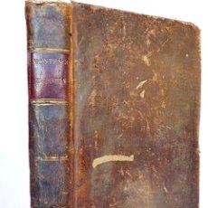 Libros antiguos: EUDOXIA, HIJA DE BELISARIO - PEDRO MONTENGÓN - MADRID, CASA DE SANCHA, 1793. Lote 150845338