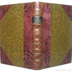 Libros antiguos: 1924 - 1ª ED. - PEDRO BENOIT: LA CALZADA DE LOS GIGANTES - GUSTAVO GILI - ENCUADERNACIÓN, PIEL . Lote 151229150