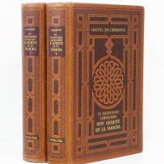 Livros antigos: MIGUEL DE CERVANTES. DON QUIJOTE DE LA MANCHA. JOAQUÍN GIL,EDIT. IBERIA, 1932. ILUSTRADO CON LÁMINAS. Lote 151340981