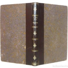 Libros antiguos: 1905 - CEFERINO SUÁREZ BRAVO: ¡SOLEDAD! NOVELA - BARCELONA, IMPRENTA BARCELONESA - ENCUADERNACIÓN. Lote 151361626