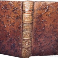 Libros antiguos: AÑO 1772: MONTESQUIEU: EL ESPÍRITU DE LAS LEYES.. Lote 151415922