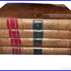 Libros antiguos: AÑO 1806: MELANGES DE LITERATURA. 4 ELEGANTES TOMOS DE 213 AÑOS DE ANTIGÜEDAD.. Lote 151417986