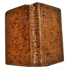 Libros antiguos: AÑO 1784: MONTESQUIEU: CARTAS PERSAS.. Lote 151886142