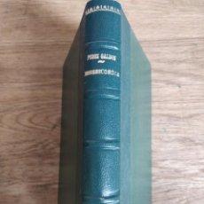 Libros antiguos: BENITO PÉREZ GALDÓS, MISERICORDIA. Lote 151957566