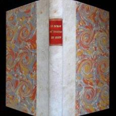 Libros antiguos: 1934 - LE ROMAN DE TRISTAN ET ISEUT - JOSEPH BÉDIER - TRISTÁN E ISOLA - LITERATURA MEDIEVAL FRANCESA. Lote 152024522