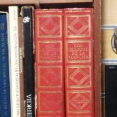 Alte Bücher: EL INGENIOSO HIDALGO DON QUIJOTE DE LA MANCHA. Lote 152032030