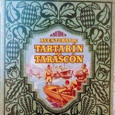 Libros antiguos: AVENTURAS DE TARTARIN DE TARASCON, DALMAU CARLES,COLECCION NARRACIONES Y AVENTURAS, AÑO 1930. Lote 152178266