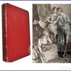 Libros antiguos: AÑO 1785: CUENTOS DE HADAS. LIBRO ILUSTRADO DEL SIGLO XVIII.. Lote 152324750