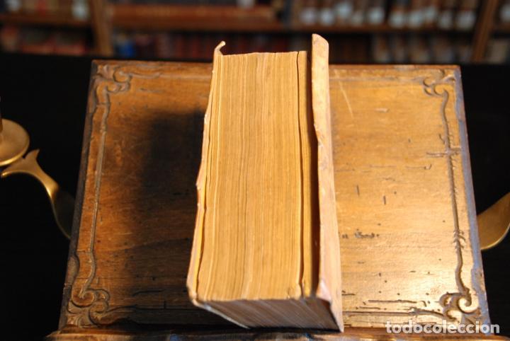 Libros antiguos: ORLANDO FURIOSO - M. LUDOVICO ARIOSTO - IN LYONE - APRESSO GUGLIEL - 1570 - PERGAMINO - GRABADOS - - Foto 9 - 152814850