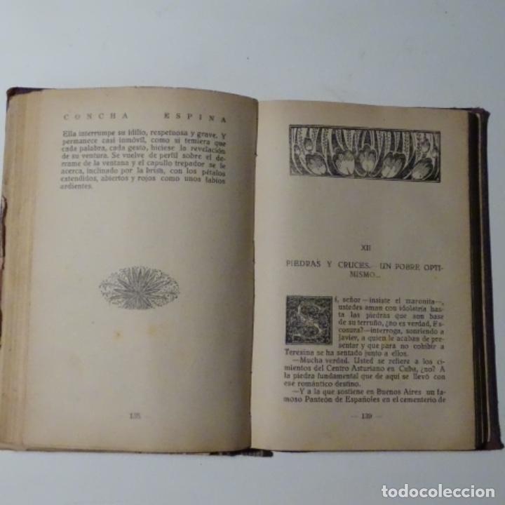 Libros antiguos: Altar mayor.concha espina.años 20.Páginas 354. - Foto 2 - 153605546