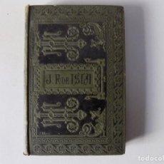 Libros antiguos: LIBRERIA GHOTICA.CARTAS FAMILIARES Y ESCOGIDAS DE FRANCISCO DE ISLA.1884.BIBLIOTECA CLÁSICA ESPAÑOLA. Lote 154312174