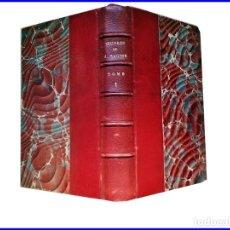 Libros antiguos: ELEGANTE LIBRO DE MOLIÉRE DEL SIGLO XIX.. Lote 154830066