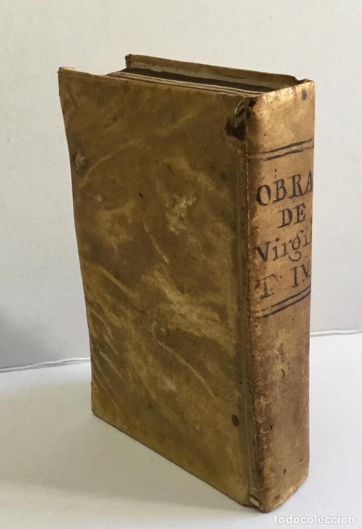 Libros antiguos: LA ENEIDA... Traducida en octava rima i verso castellano. - VIRGILIO MARON, Publio. VALENCIA, 1777. - Foto 6 - 155098982
