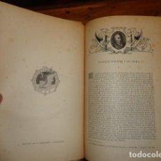 Libros antiguos: PICARESCA ESPAÑOLA - VIDA DEL ESCUDERO MARCOS DE OBREGÓN - HOLANDESA PIEL . Lote 155249582