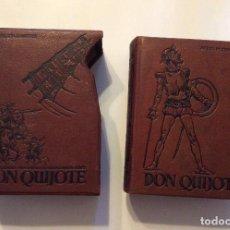 Old books - El Ingenioso Hidalgo Don Quijote de La Mancha. - Edición IV Centenario / con 356 grabados de Doré - 155312930