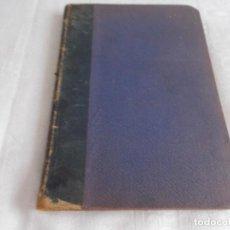 Libros antiguos: MARTÍN FIERRO JOSÉ HERNÁNDEZ AÑO 1930. Lote 155535238
