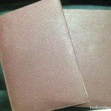Libros antiguos: MAGNIFICO LIBRO 2 TOMOS DON QUIJOTE DE LA MANCHA FELIPE GONZALEZ ROJAS EDITOR AÑO 1887. Lote 156264390