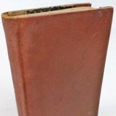 Libros antiguos: FÁBULAS DE ESOPO POR JUAN FRANCISCO PIFERRER. IMPRESOR DE S. M. BARCELONA 1845. Lote 157235258