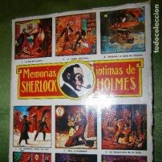 Libros antiguos: TOMO 1 COMPRENDE DE 15 EPISODIOS VER FOTOS ADICIONAL RARO. Lote 157637650