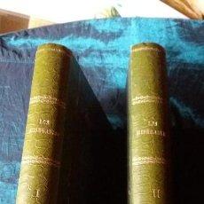 Libros antiguos: LOS MISERABLES (2TOMOS). Lote 126326959