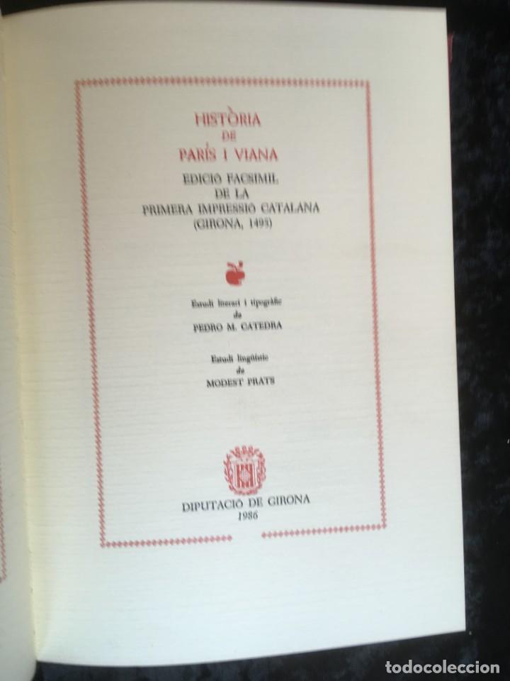Libros antiguos: HISTORIA DE PARIS I VIANA - PRECIOSA ENCUADERNACION PIEL - COLECCIONISTAS - Foto 2 - 157955446