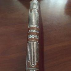Libros antiguos: LIBRO CRISOL ANDRES MAUROUS DISRAELI. Lote 158239513