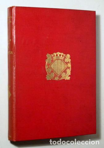 Libros antiguos: BOCCACCI, Johan [ Giovanni Boccaccio ] - LA FIAMETA - Barcelona 1908 - En paper de fil - Foto 2 - 158385685