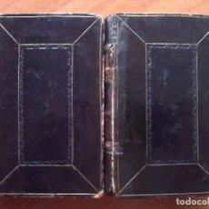 Libros antiguos: 1833 TRABAJOS DE PERSILES Y SIGISMUNDA - CUATRO LIBROS EN DOS / EDICIÓN TIPO MINIATURA. Lote 50112048