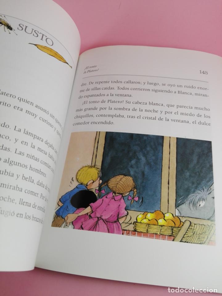Libros antiguos: LIBRO-PLATERO Y YO DE JUAN RAMÓN JIMÉNEZ CONTADO A LOS NIÑOS-ROSA NAVARRO DURÁN.EDEBÉ-9ªEDICIÓN-2011 - Foto 7 - 158479646