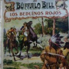 Libros antiguos: OBRAS DE BUFFALO BILL. Lote 158861170