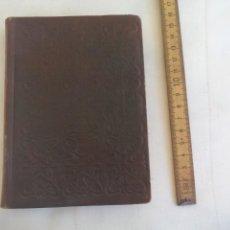 Libros antiguos: LOS CABALLEROS DE BOIS-DORÉ. JORGE SAND. TOMO II Y ÚLTIMO. 1922 CALPE ENCUADERNACION PIEL. Lote 159096110