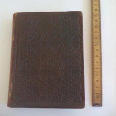 Libros antiguos: CUENTOS. A. DE MUSSET TOMO I, II Y III. 1932-1935 ESPASA CALPE ENCUADERNACION PIEL. Lote 159102202