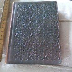 Libros antiguos: EL PIRATA, WALTER SCOTT. TOMO I. 1922. 380 PAG. CALPE ENCUADERNACION PIEL. Lote 159103230