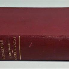 Libros antiguos: BIBLIOTECA CLÁSICA. 2 TOMOS EN I VOLUMEN. LIB. S. DE HERNANDO. MADRID. 1917/1923.. Lote 159349202
