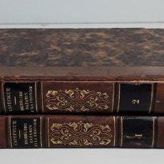 Libros antiguos: RICHELIEU MAZARIN ET LA FRONDE. 2 TOMOS. M. CAPEFIGUE. LIB. BELIN-LEPRIEUR. PARÍS. 1844.. Lote 159364390