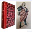 Libros antiguos: PRECIOSO LIBRO DEL SIGLO XIX CON ALGUNAS ILUSTRACIONES EN COLOR.. Lote 160189058