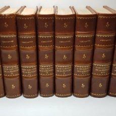 Libros antiguos: DON QUIJOTE DE LA MANCHA, 8 TOMOS COMPLETA 1911. Lote 160250674