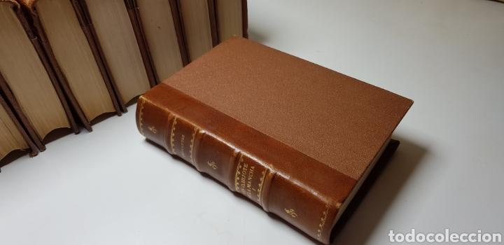 Libros antiguos: DON QUIJOTE DE LA MANCHA, 8 tomos completa 1911 - Foto 5 - 160250674