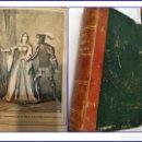 Libros antiguos: 1867: EL REY, EL PUEBLO Y EL FAVORITO. GRUESA NOVELA HISTÓRICA DEL SIGLO XIX. EN ESPAÑOL. 1000 PÁG.. Lote 160663174