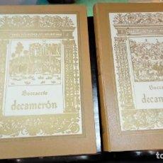 Libros antiguos: EL DECAMERON. Lote 160674938