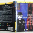 Libros antiguos: EDGAR ALLAN POE - DOUBLE ASSASSINAT DANS LA RUE MORGUE - 2.000. Lote 160818582