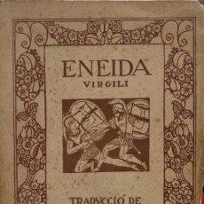 Libros antiguos: ENEIDA (VOLUM SEGON). Lote 161647994