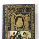 Libros antiguos: NOVELAS EJEMPLARES, M. DE CERVANTES SAAVEDRA. Lote 161668384