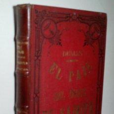 Old books - EL PAJE DEL DUQUE DE SABOYA. DUMAS Alejandro. 1862 - 161908334
